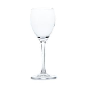 Witte wijn glas luxe