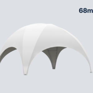 dome partytent crossover l
